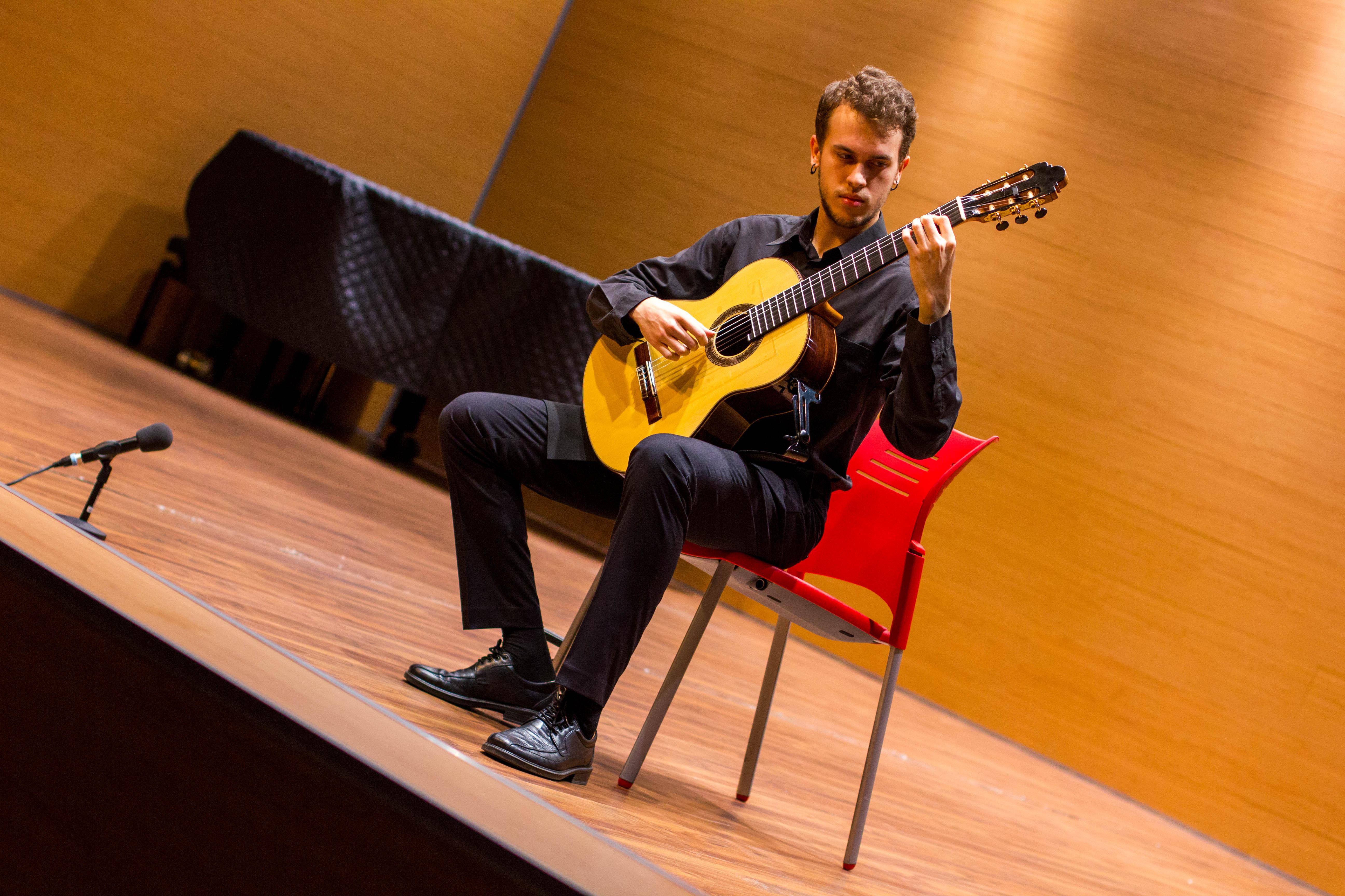 Gala Final 2018 - Guitarra